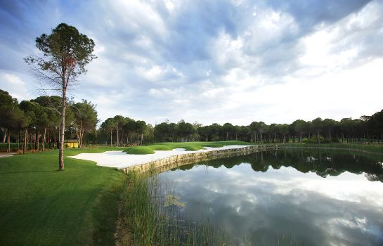 Otoczenie Voyage Belek Golf & Spa - All Inclusive