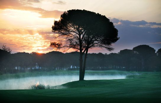 Entorno Voyage Belek Golf & Spa - All Inclusive