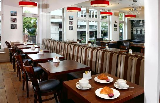 Restaurant Seraphine London Kensington Garden Hotel (Previously Best Western Seraphine Kensington Garden)