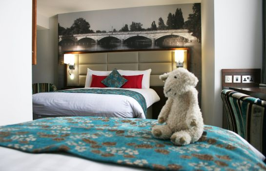 Room Seraphine London Kensington Garden Hotel (Previously Best Western Seraphine Kensington Garden)