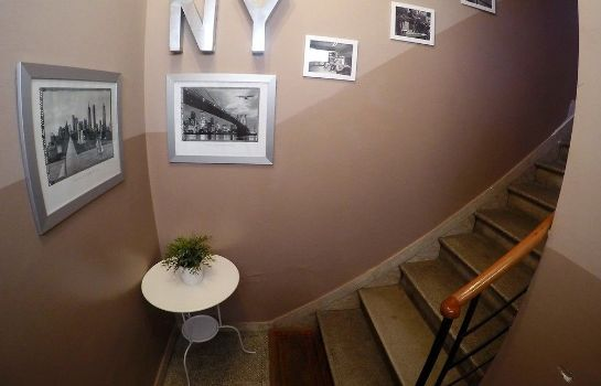 Innenansicht New York B&B