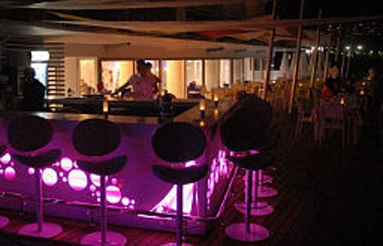 Bar de l'hôtel Sunprime Alanya Beach - Adults Only