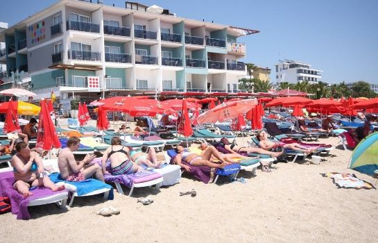 plage Sunprime Alanya Beach - Adults Only