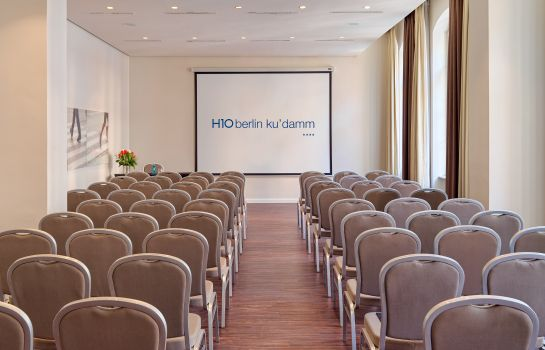 Trainingsraum Hotel H10 Berlin Ku'damm