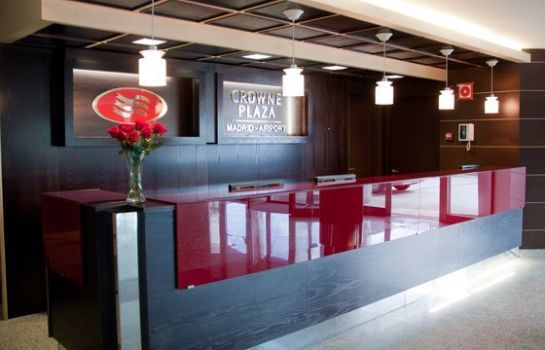 Lobby Crowne Plaza MADRID AIRPORT