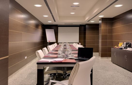 Conference room Crowne Plaza MADRID AIRPORT
