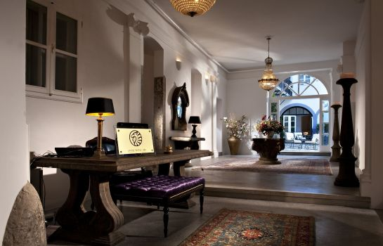 Hotelhalle Antiq Palace Small Luxury Hotel of the World- SLH