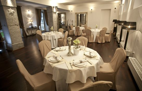 Restaurant Antiq Palace Small Luxury Hotel of the World- SLH