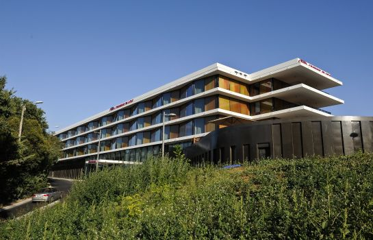 Vista exterior Crowne Plaza MONTPELLIER - CORUM