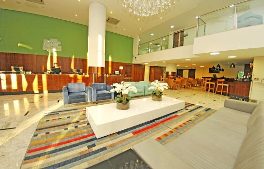 Hotelhalle Holiday Inn CUIABA