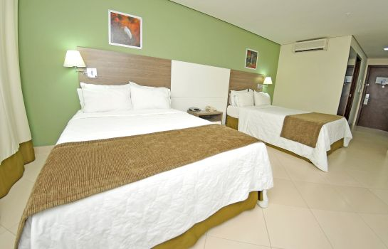 Zimmer Holiday Inn CUIABA