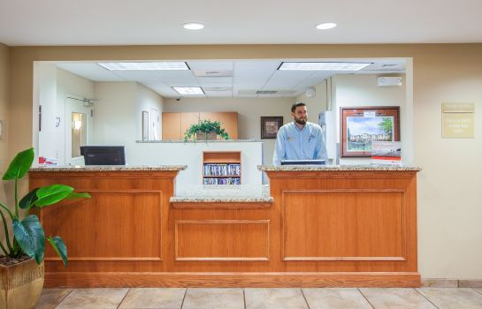 Hotelhalle Candlewood Suites EL PASO
