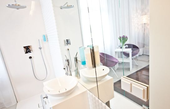 Bagno in camera Platinum Palace Residence Boutique Hotel