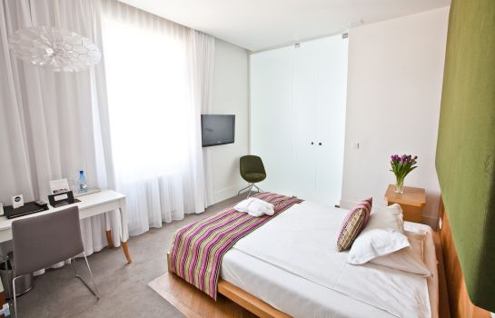 Single room (standard) Platinum Palace Residence Boutique Hotel