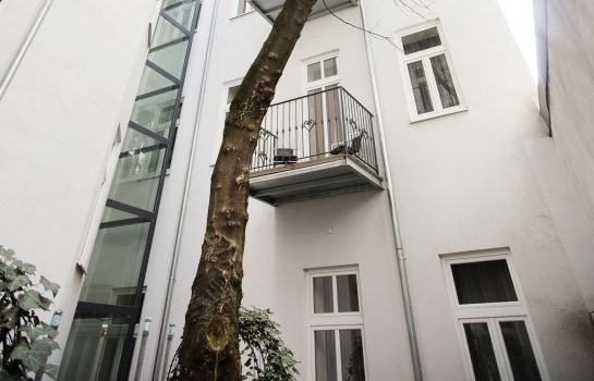 Garden Hahn Apartment Vienna City