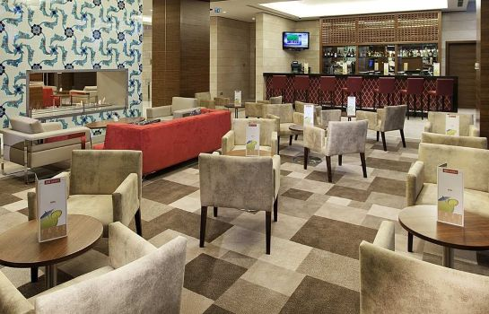 Hotel bar Hilton Garden Inn Konya Turkey