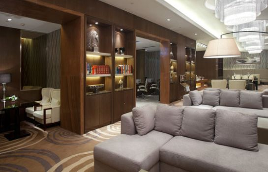 Hotel bar Crowne Plaza XIANGYANG