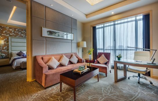 Camera Crowne Plaza XIANGYANG