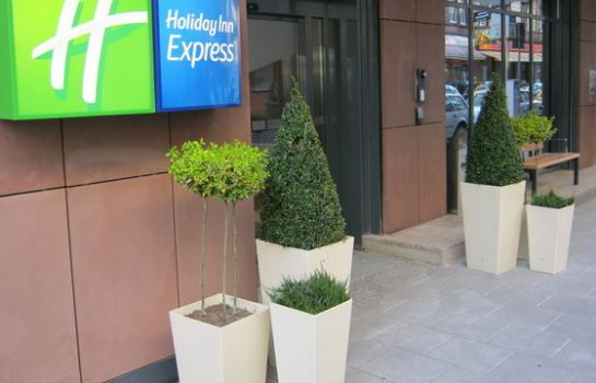 Exterior view Holiday Inn Express FRANKFURT CITY - HAUPTBAHNHOF