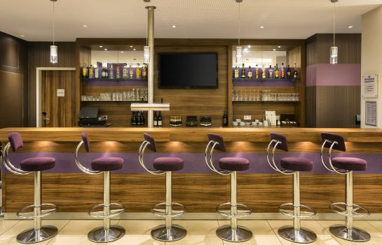 Hotel bar Holiday Inn Express FRANKFURT CITY - HAUPTBAHNHOF