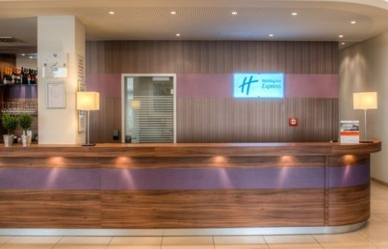 Lobby Holiday Inn Express FRANKFURT CITY - HAUPTBAHNHOF