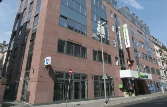 Picture Holiday Inn Express FRANKFURT CITY - HAUPTBAHNHOF