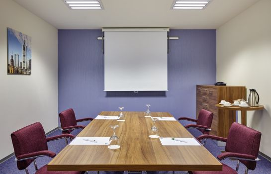 Conference room Holiday Inn Express FRANKFURT CITY - HAUPTBAHNHOF