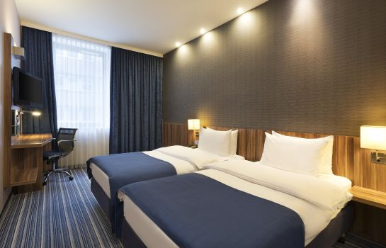 Room Holiday Inn Express FRANKFURT CITY - HAUPTBAHNHOF