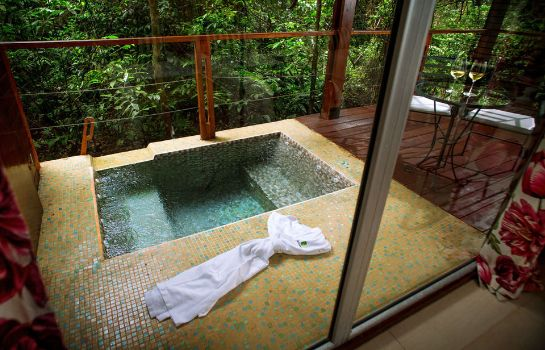Bathroom La Cantera Lodge de Selva by DON