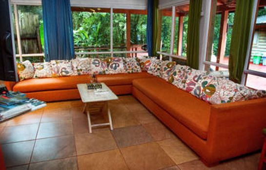 Lobby La Cantera Lodge de Selva by DON