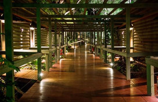 Interior view La Cantera Lodge de Selva by DON