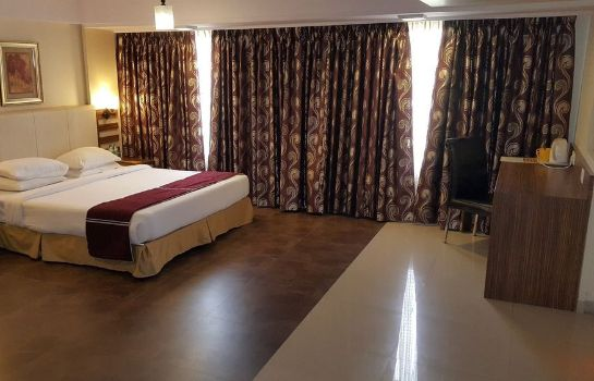 Single room (superior) Keys Hotel Nestor Mumbai