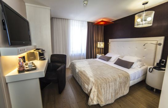 Chambre double (standard) Best Western Up Hotel