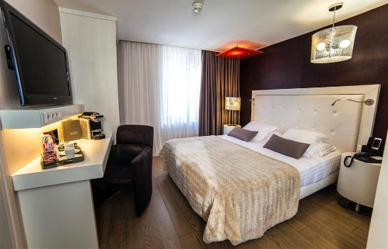 Chambre Best Western Up Hotel