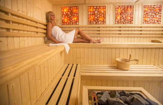Sauna SPA & WELLNESS Hotel Diament Ustroń