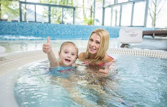 Whirlpool SPA & WELLNESS Hotel Diament Ustroń