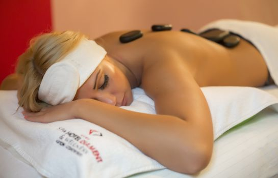 Massageraum SPA & WELLNESS Hotel Diament Ustroń