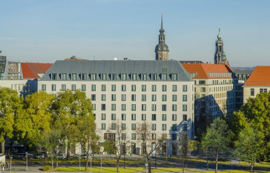 Außenansicht Holiday Inn Express DRESDEN CITY CENTRE