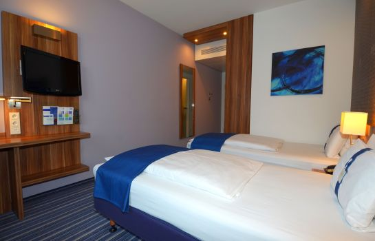 Double room (standard) Holiday Inn Express DRESDEN CITY CENTRE