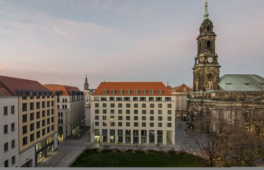 Zimmer Holiday Inn Express DRESDEN CITY CENTRE