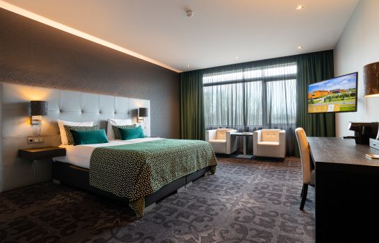 Single room (standard) Van der Valk Hotel Almere
