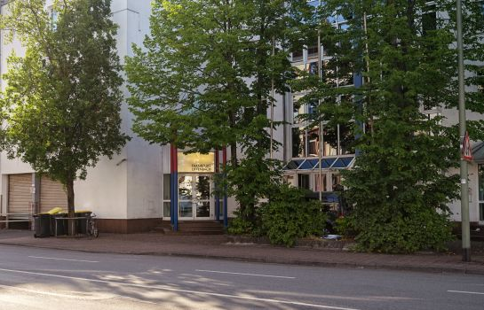 Exterior view Hotel Frankfurt Offenbach City by Tulip Inn