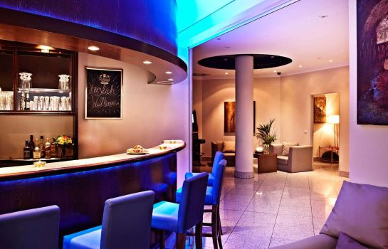 Bar del hotel Hotel Frankfurt Offenbach City by Tulip Inn