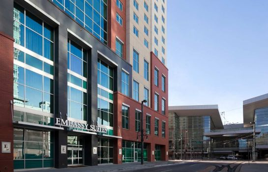 Exterior view Embassy Suites by Hilton Denver-Downtown-Convention Center