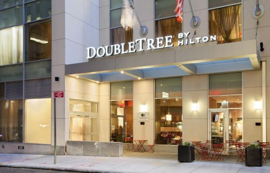 Außenansicht DoubleTree by Hilton New York City - Financial District