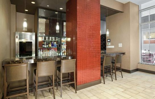 Bar del hotel DoubleTree by Hilton New York City - Financial District
