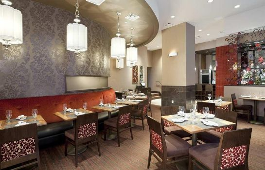 Restaurante DoubleTree by Hilton New York City - Financial District