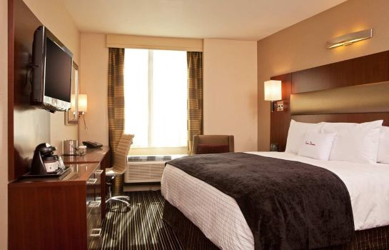 Zimmer DoubleTree by Hilton New York City - Financial District