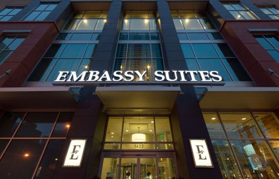 Buitenaanzicht Embassy Suites by Hilton Denver-Downtown-Convention Center