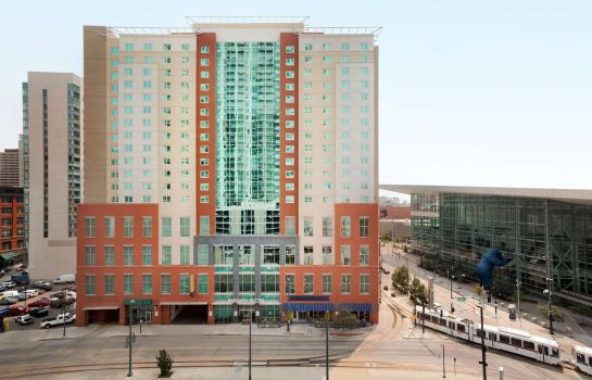 Widok zewnętrzny Embassy Suites by Hilton Denver-Downtown-Convention Center